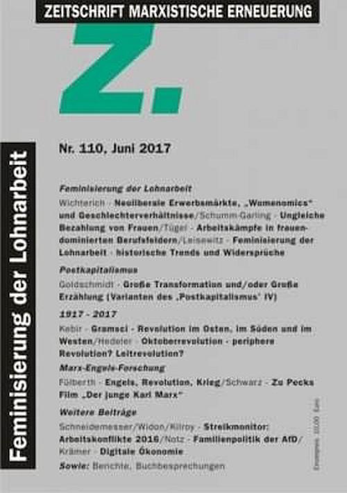 Z. - Nr. 110, Juni 2017