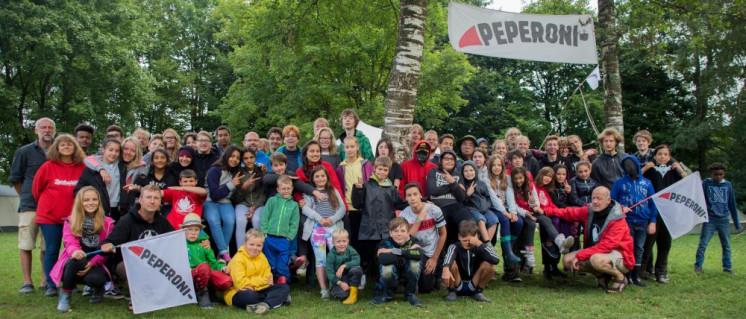 Ferienlager der Roten Peperoni (Foto: Rote Peperoni)