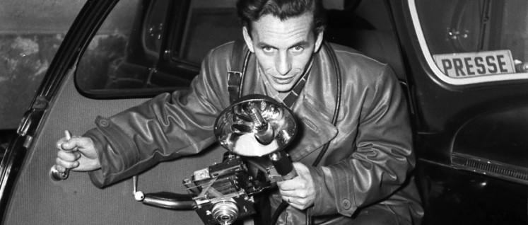 1951, Horst Sturm (Foto: Schack)