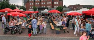 Marktfest der DKP in Bottrop (Foto: Peter Köster)