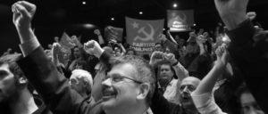Elisseos Vagenas ist Mitglied der ZK der KKE und Leiter der Internationalen Abteilung des ZK der KKE. (Foto: PCI)