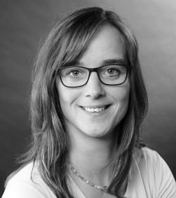 Siw Mammitzsch, OB-Kandidatin der DKP für Essen.