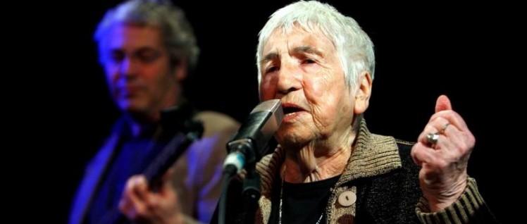 Esther Bejarano in Kuba (Foto: www.radiorebelde.cu)