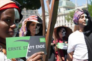 Die Schwächeren unterliegen. Das zeigen nicht nur die Folgen von NAFTA für Mexiko …