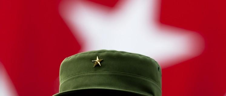Der Stern von Fidel (Foto: Roberto Chile)