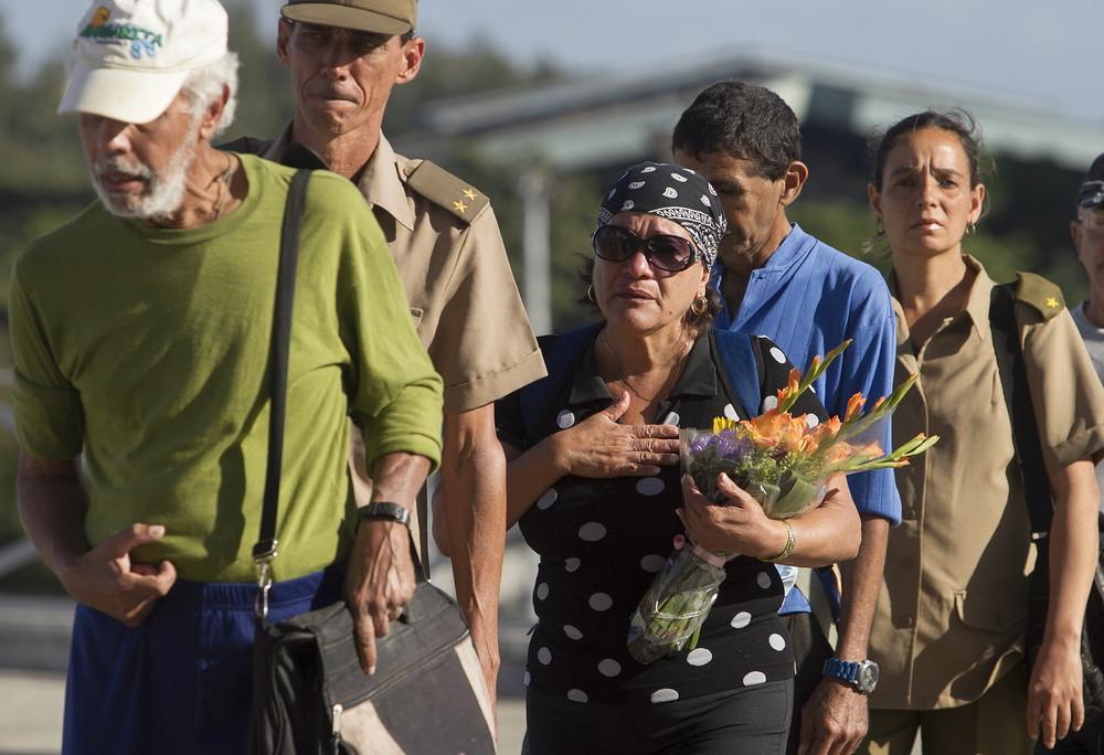 Abschied von Fidel