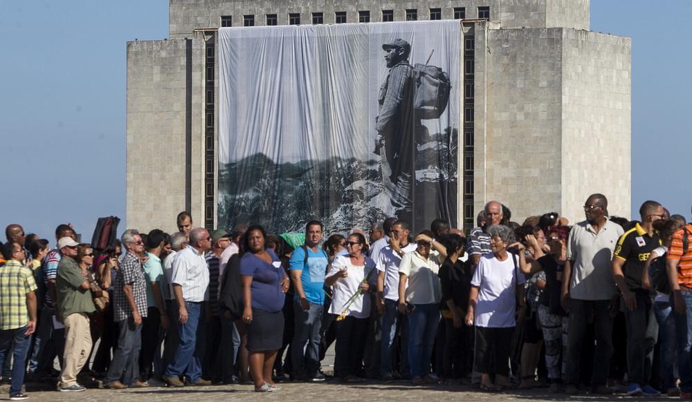 Würdigung Fidels in Havanna