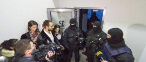 """Durchsuchungen in der Kiewer Redaktion der ukrainischer Zeitung Westi wegen """"prorussicher"""" Berichterstattung. (Foto: vesti)"""