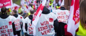 Auftakt der letzten Tarifrunde Öffentlicher Dienst, Bund-Kommunen am 21.März 2016 (Foto: Kay Herschelmann/ver.di)
