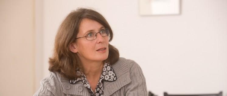 """""""Konkrete Ergebnisse für die Menschen erreichen"""": Elke Kahr, KPÖ Graz. (Foto: KPÖ Graz)"""
