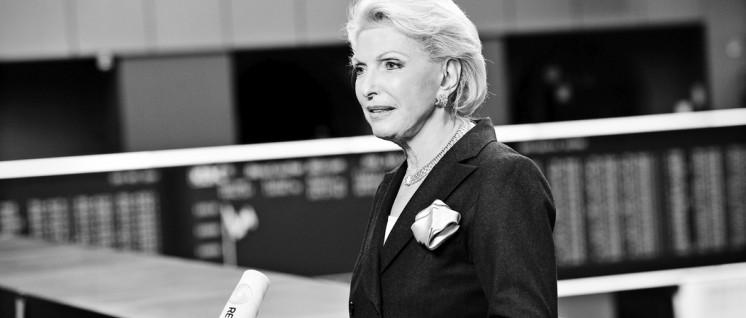 Das Erbschaftsteuergesetz wurde so gestrickt, dass Maria-Elisabeth Schaeffler ihre Schaeffler AG ungeschmälert vererben kann. (Foto: Berny Meyer/ Schaeffler Technologies AG & Co. KG2016)