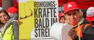 Streiktag in Duisburg                          (Foto: Peter Köster)