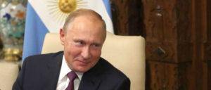 Beim G20-Gipfel in Argentinien sprach Russlands Präsident Putin auch über die Provokation der Ukraine. (Foto: kremlin.ru)