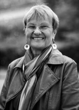 Anne Rieger ist ehemalige 2. Bevollmächtigte der IG Metall Waiblingen.