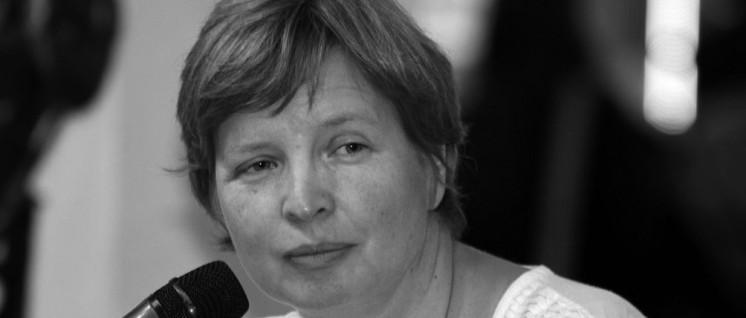 """Jenny Erpenbeck: """"In meiner Familiengeschichte ist das Thema Flucht immer präsent gewesen."""" (Foto: Lesekreis)"""