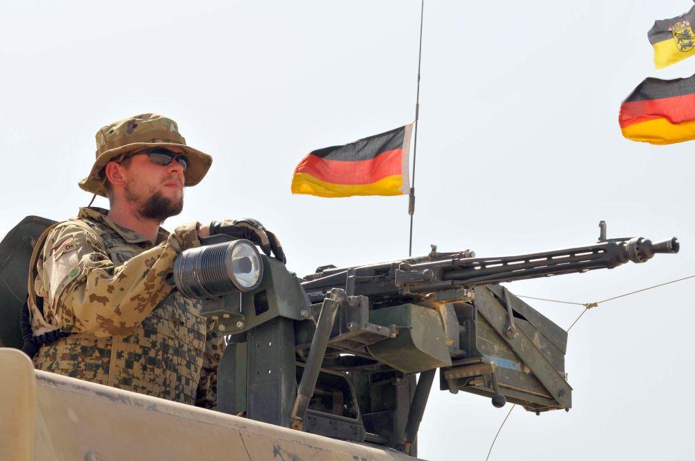 """Bundeswehr in Afghanistan: Angeblich nur zur """"Verteidigung der Freiheit Deutschlands am Hindukusch"""""""
