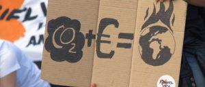 Der Klimaschutz soll den Kapitalismus retten, hoffen die Kapitalisten. Manch Klimaretter ist da realistischer.