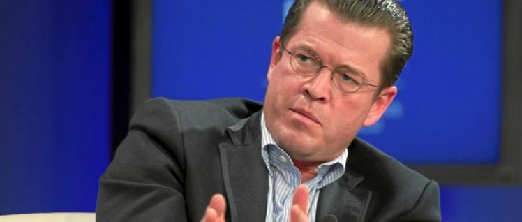 Karl-Theodor Freiherr zu Guttenberg (Foto: [url=https://commons.wikimedia.org/wiki/File:Karl-Theodor_Freiherr_zu_Guttenberg_-_World_Economic_Forum_Annual_Meeting_2011.jpg]World Economic Forum / Sebastian Derungs[/url])
