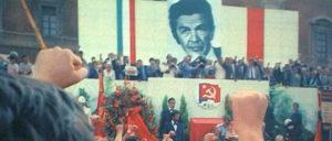 Die Beerdigung Berlinguers wurde zur Massenkundgebung, danach folgte die Sozialdemokratisierung der IKP. (Foto: Public Domain)