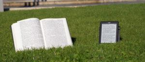 Keine Idylle: Der gesamte Buchmarkt kämpft gegen rückläufige Zahlen – der Konkurrenz wird härter. (Foto: public domain)