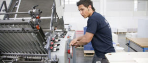 Die Druck-Unternehmer wollen moderne Produktionstechnik mit mittelalterlichen Arbeitsbedingungen koppeln. (Foto: www.bvdm-online.de)