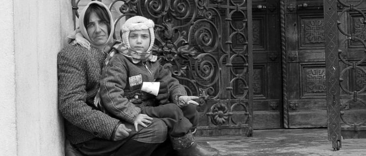Zu den Ärmsten in Bulgarien gehören vor allem Roma. (Foto: venus / wikimedia.org / CC BY 2.0)