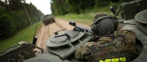 Wie kommen wir nach Osten? Bundeswehr probt den Ernstfall (Foto: Bundeswehr/Sebastian Wilke)