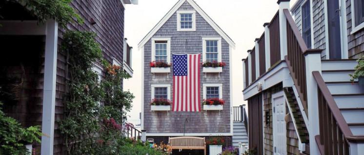 American Suburb: der Traum des weißen Bürgertums (Foto: Public Domain)