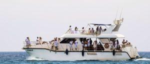 Probleme eines Privatiers: Was tun, wenn man zu viele Gäste auf seine Yacht eingeladen hat? (Foto: gemeinfrei)