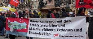 München: Demonstration gegen die Sicherheitskonferenz (Foto: Metropolico.org / flickr.com / CC BY-SA 2.0)
