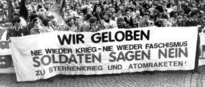 4. Mai 1984, Frankfurt a. M. (Foto: Manfred Tripp)