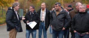 Kollegen der Wellpappe (Foto: Pawlitzki)