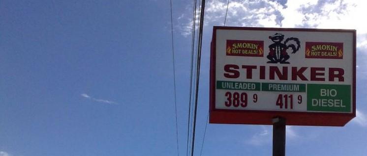 Selbst Biodiesel hilft nicht mehr (Foto: [url=https://www.flickr.com/photos/markhillary/2786883627/]Mark Hillary[/url])