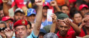 """Große Hoffnung wird bei der Bekämpfung der Inflation in die neue Währung """"Souveräne Bolívares"""" (Bs.F) gesetzt. (Foto: Ciudad CCS)"""