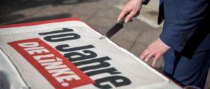 Weich und schnell die Form verlierend (Foto: Martin Heinlein/Die Linke)