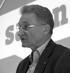 Uwe Fritsch ist Betriebsratsvorsitzender von VW Braunschweig und Delegierter beim Gewerkschaftstag der IG Metall.