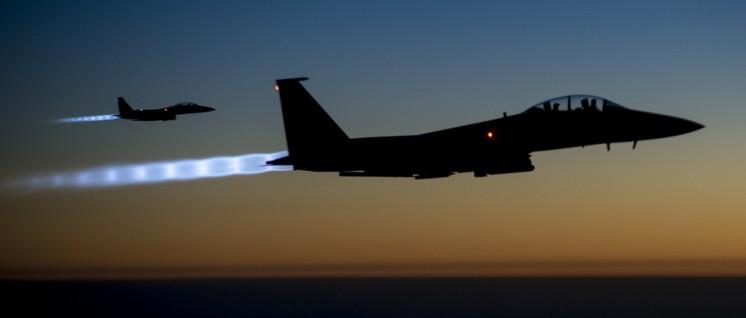 US-Kampfflugzeuge (Foto: DoD photo by Senior Airman Matthew Bruch, U.S. Air Force/Released)