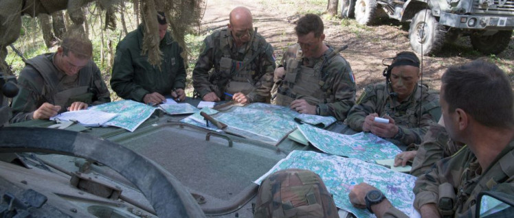 Die Pläne der heutigen Strategen stammen noch aus der Zeit des kältesten Kalten Krieges. (Foto: NATO)