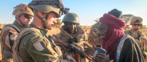 Für den Einsatz in Mali bemühen sich Frankreich und Deutschland Truppen aus den Sahelstaaten einzuspannen, um die eigenen Truppen zu entlasten. (Foto: [url=https://de.wikipedia.org/wiki/Op%C3%A9ration_Barkhane#/media/File:Op%C3%A9ration_Barkhane.jpg]TM1972[/url])
