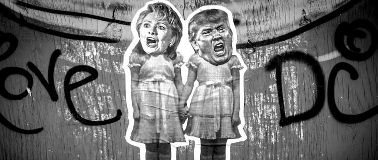 Welche Konflikte stehen hinter dem so genannten Wahlkampf in den USA? Für die Propaganda des Establishments spielt das keine Rolle. (Foto: Ted Eytan/https://www.flickr.com/photos/taedc/26718315943/CC BY-SA 2.0)