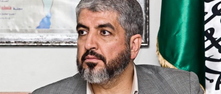 Gehört zur politischen Führung der Hamas: Chalid Maschal (Foto: trango/https://de.m.wikipedia.org/wiki/Datei:Khaled_Meshaal_01.jpg/CC BY 3.0)