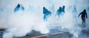 Frankreich im Aufruhr (Foto: Christian Martischius/r-mediabase.eu)