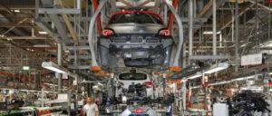 Opel-Produktion im Werk Eisenach (Foto: Opel Automobile GmbH)