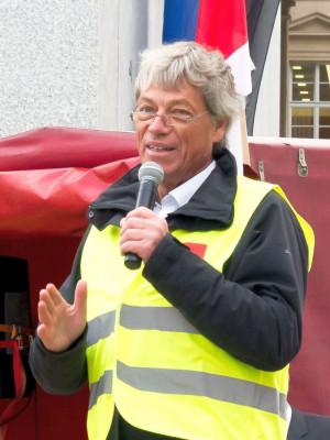 Jörg Reinbrecht ist der für die Nord/LB zuständige Landesbezirksfachleiter der Gewerkschaft ver.di.