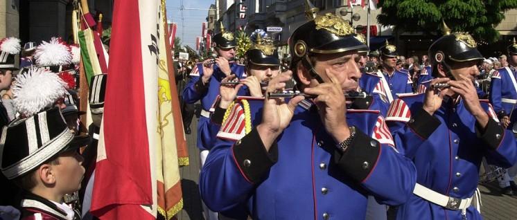 Die Stadtwerke sponsern auch das Neusser Bürger- und Schützenfest. (Foto: Bildarchiv Stadt Neuss)