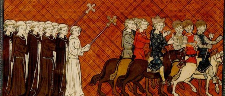 Seit den Kreuzzügen gibt es Antisemitismus in Europa