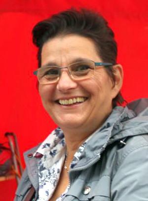 Marion Köster kandidiert auf Platz 20 der DKP-Liste