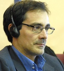 Luís Carapinha ist Mitglied der internationalen Abteilung der Portugiesischen Kommunistischen Partei (PCP). UZ sprach mit ihm am Rande des DKP-Parteitages.