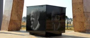 Das Denkmal für Chris Hani in Boksburg, seinem letzten Wohnsitz (Foto: Manfred Idler)