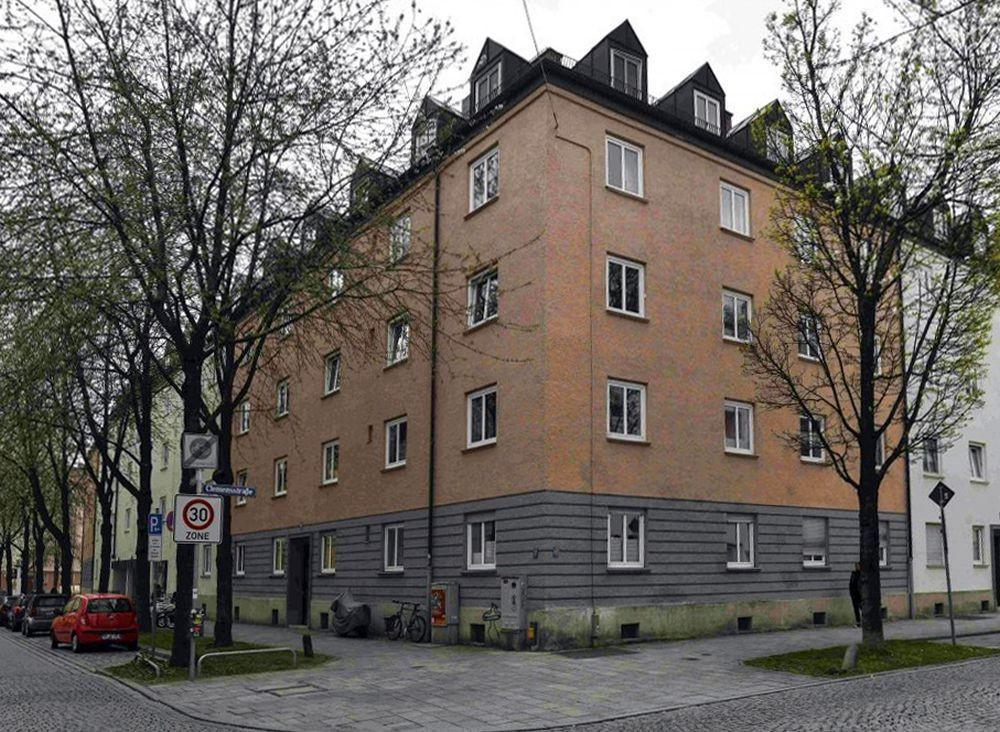 Objekt der Begierde und des Streits: das Schwabinger Hohenzollernkarree ( DMB Mieterverein München)